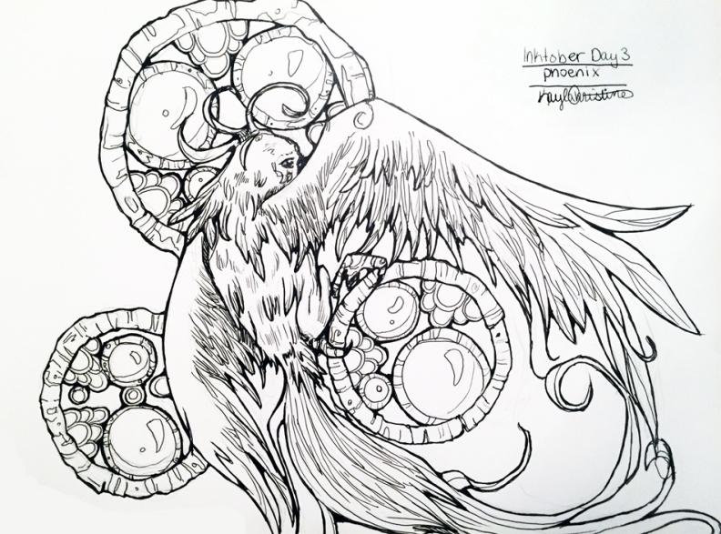 inktober-3-phoenix