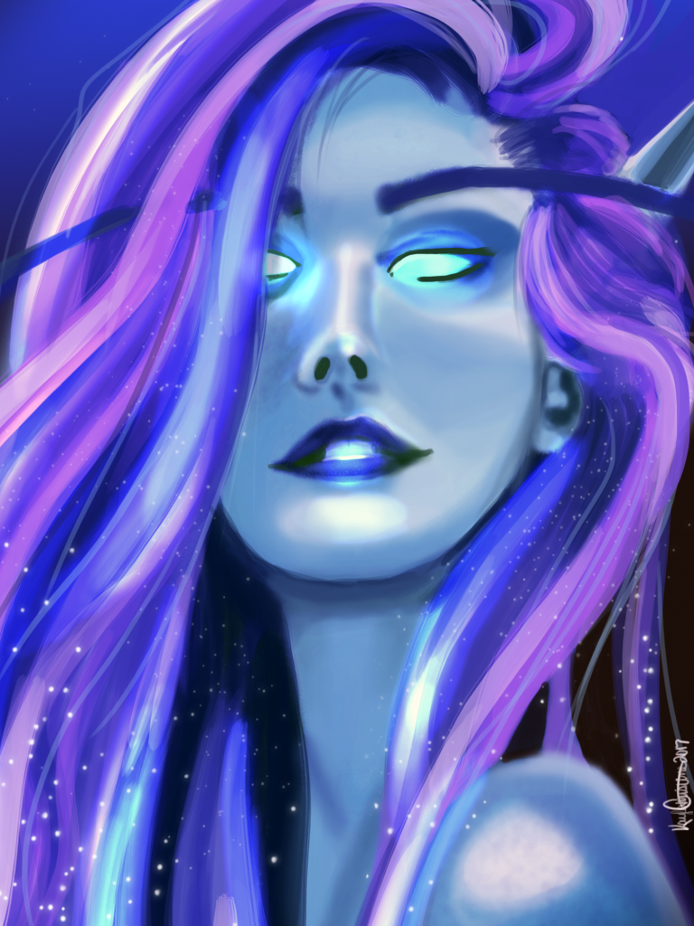 void-elf-daily-paint