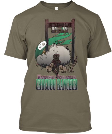 chocobo-rancher-tee